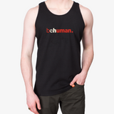 Men's Canada Behuman Black Tank Top