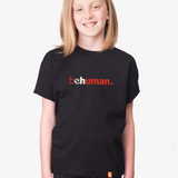 Youth Canada Behuman Black T-Shirt