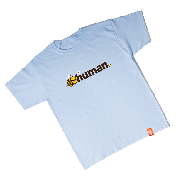 youth *bee*human unisex tee