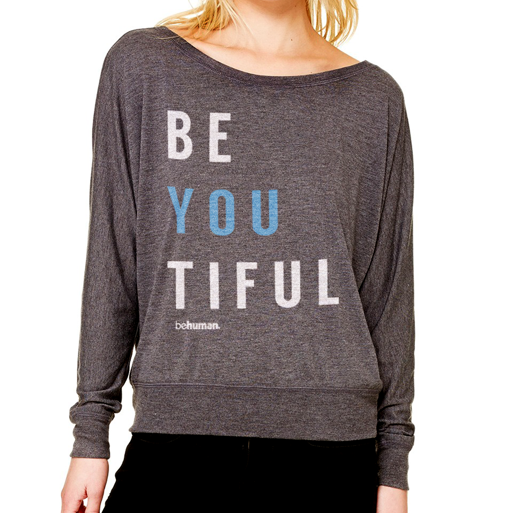 Women's BE YOU TIFUL Sweater