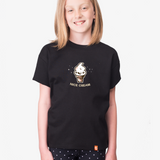 Youth Nice Cream Black T-Shirt
