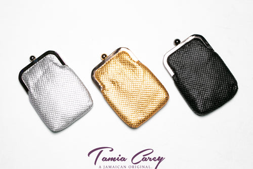 Metallic Purses