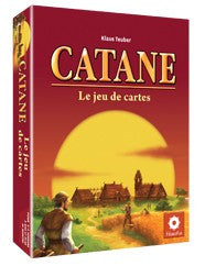 Catane Le Jeu De Carte (French)| CAtane Le Jeu De Carte ( Français) | Boutique FDB