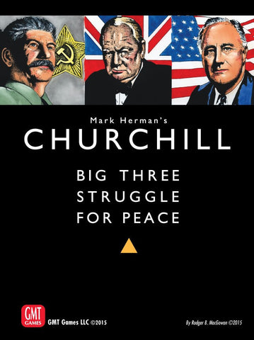 Churchill: Big Three Struggle for Peace