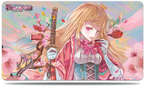 Play Mat Force of Will Hanami