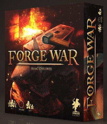 Forge War: second printing