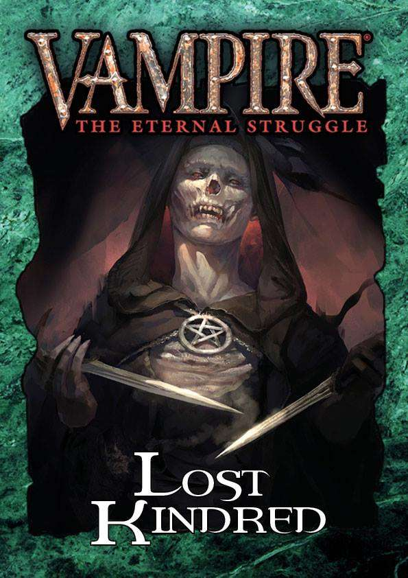 Vampire The Eternal Struggle : Lost Kindred | Boutique FDB