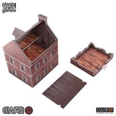 EWAR: TOWN HOUSE COLOUR ED (15-20MM SCALE)