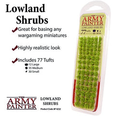BATTLEFIELDS XP: LOWLAND SHRUBS (5)