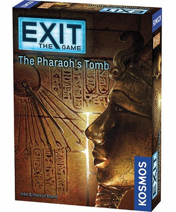 EXIT: THE PHARAOH'S TOMB | Boutique FDB