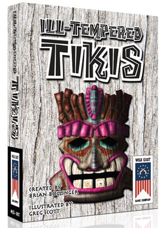 ILL-TEMPERED TIKIS | Boutique FDB