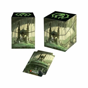 UP D-BOX MTG GUILDS OF RAVNICA GOLGARI PRO 100+ | Boutique FDB