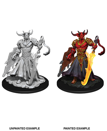 Pathfinder Deep Cuts Unpainted Miniatures: Genie Efreeti | Boutique FDB