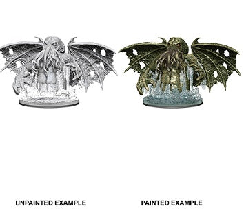 Pathfinder Deep Cuts Unpainted Miniatures: Star Spawn of Cthulhu | Boutique FDB