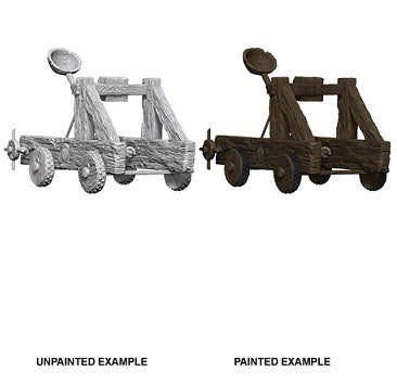 Pathfinder Deep Cuts Unpainted Miniatures: Catapult | Boutique FDB