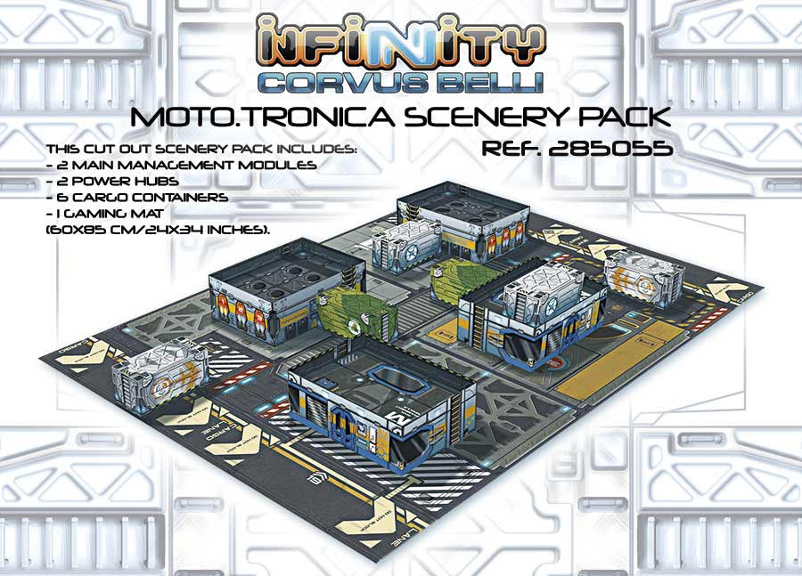 Mototronica Scenery Pack | Boutique FDB