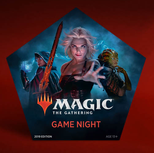 Magic the Gathering 2019 edition Game Night | Boutique FDB