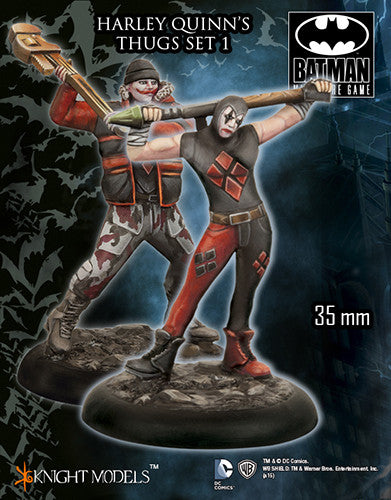 HARLEY QUINN´S THUGS SET I | Boutique FDB