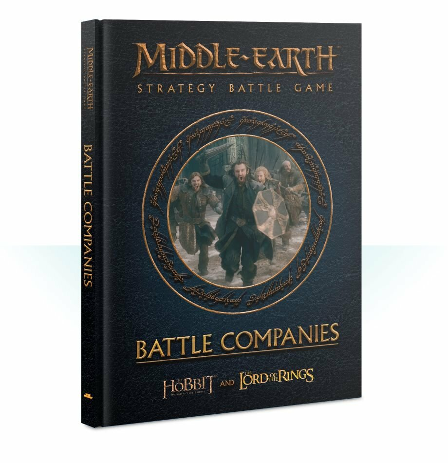 Middle-earth Battle Companies | Boutique FDB