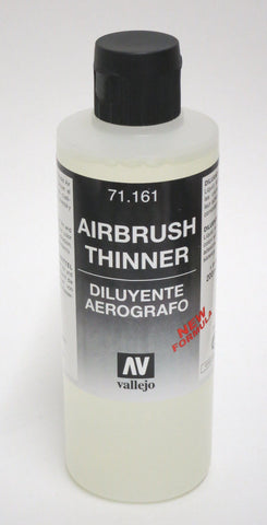 Airbrush Thinner 71.161 (200ml) - Vallejo