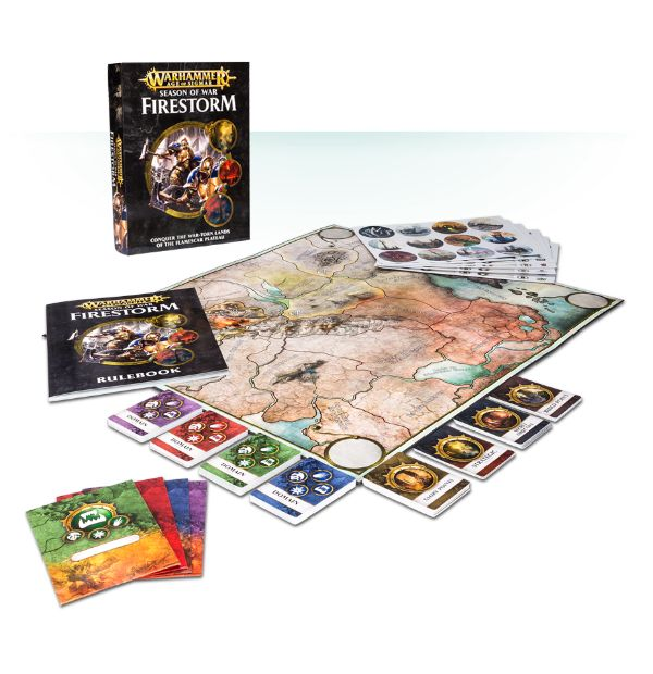 Warhammer Age of Sigmar: Firestorm | Boutique FDB