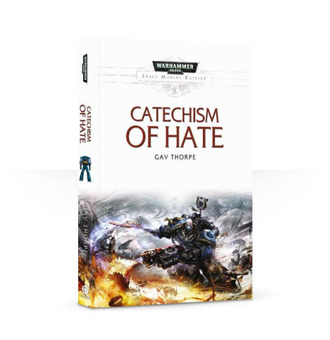 CATECHISM OF HATE (A5 HB)