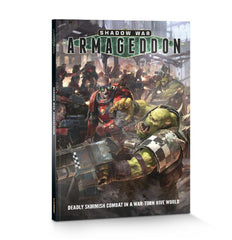 Shadow War: Armageddon Book