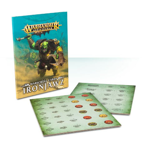 Warscroll Cards Age of sigmar