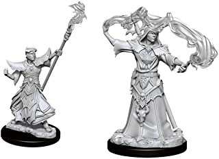 Pathfinder Deep Cuts Unpainted Miniatures: Wave 11: Male Human Sorcerer | Boutique FDB
