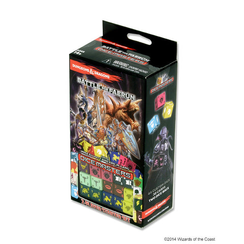 Dice Masters Battle for Faerûn Starter Set