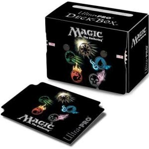 MTG Ultra Pro Life Counter Deck Box | Boutique FDB