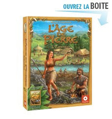Stone Age Extension (French)|L'age De Pierre (Français) Extension | Boutique FDB