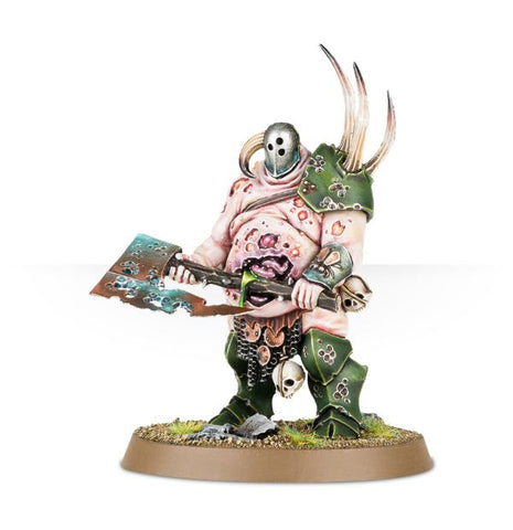 Warhammer 40k Lord of Plagues