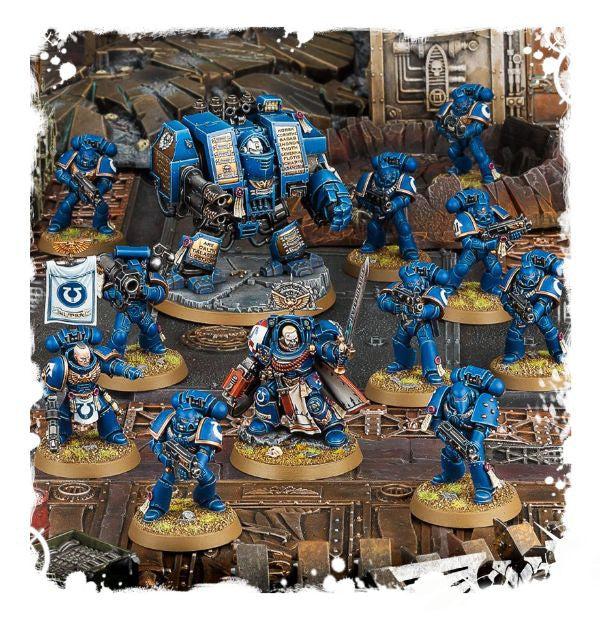 Start Collecting! Space Marines | Boutique FDB