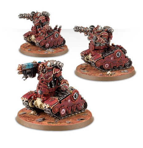 Warhammer 40k: KATAPHRON BATTLE SERVITORS
