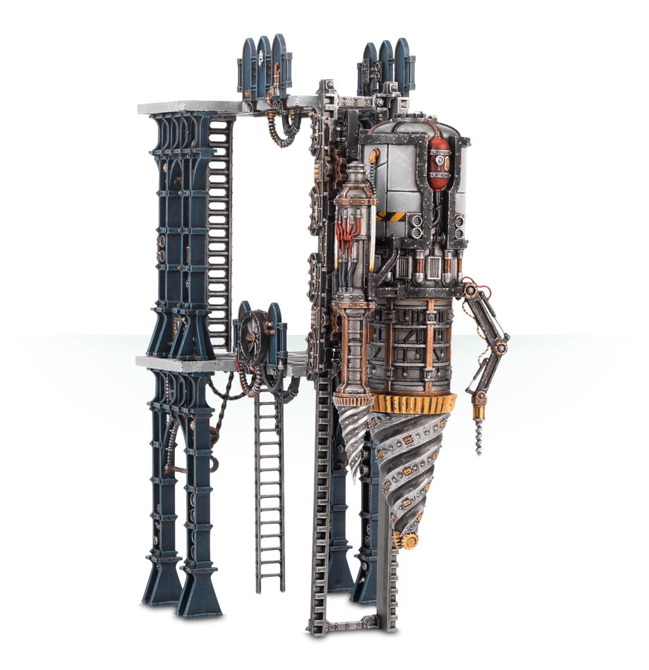Sector Mechanicus Tectonic Fragdrill | Boutique FDB