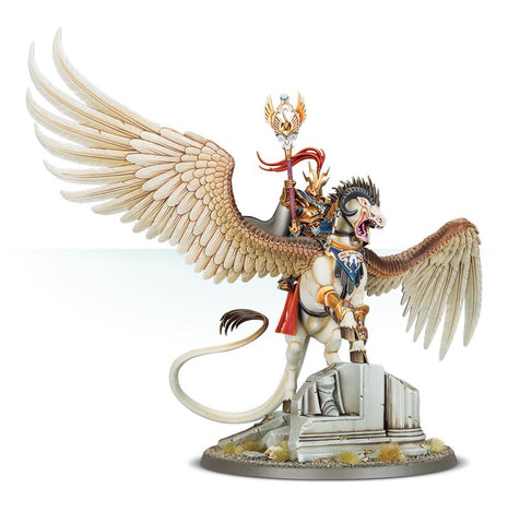 Warhammer Age of Sigmar : Stormcast Eternal - Aventis Firestrike: Magister of Hammerhal