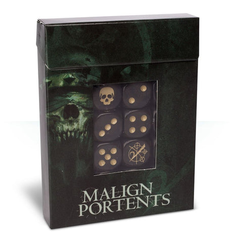 Warhammer Age of Sigmar Malign Portents Dice