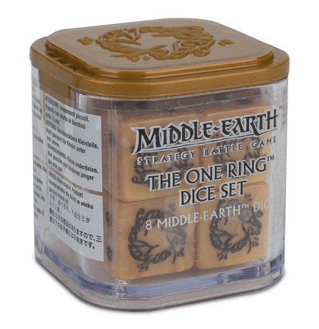 The Lord of the Rings: The One Ring Dice Set