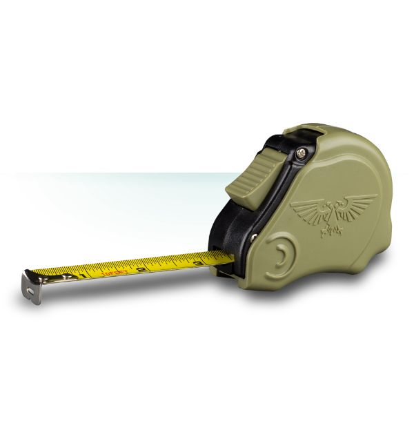 Citadel Green Tape Measure | Boutique FDB
