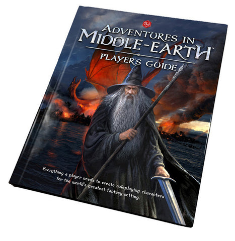 D&D Adventures in Middle-Earth Player's Guide