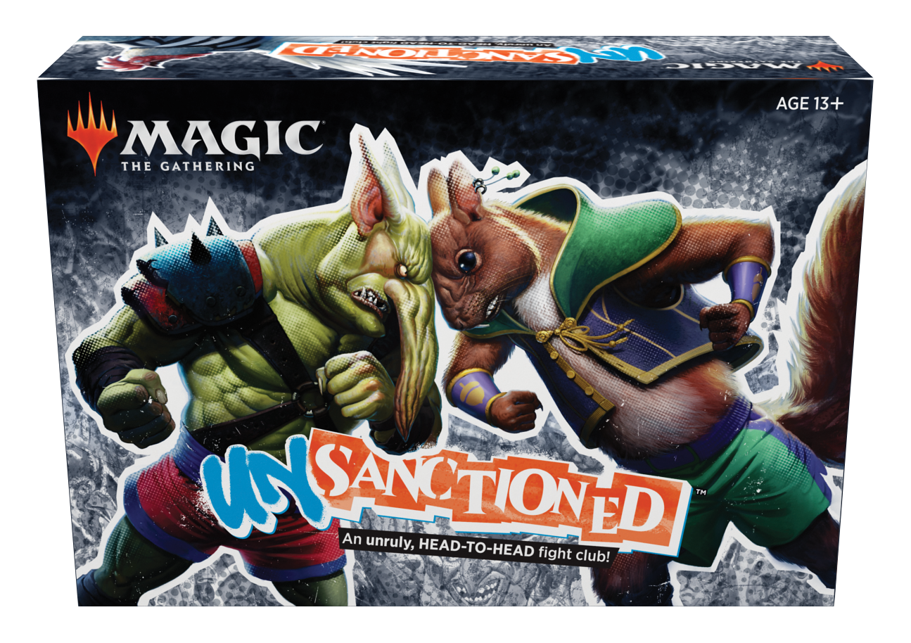 Magic the Gathering: Unsanctioned | Boutique FDB