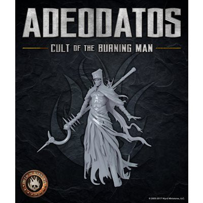 The Other Side: Cult of the Burning Man Allegiance Box - Adeodatos