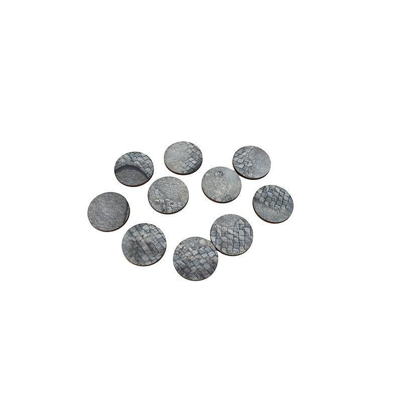 Bases: 32mm Imperial City x10 | Boutique FDB