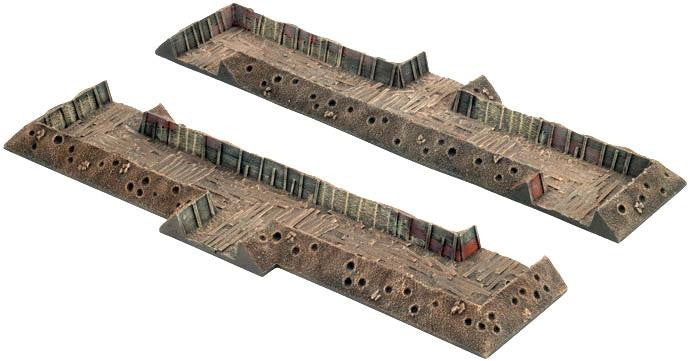 Battlefield in a Box:Trenchline System | Boutique FDB