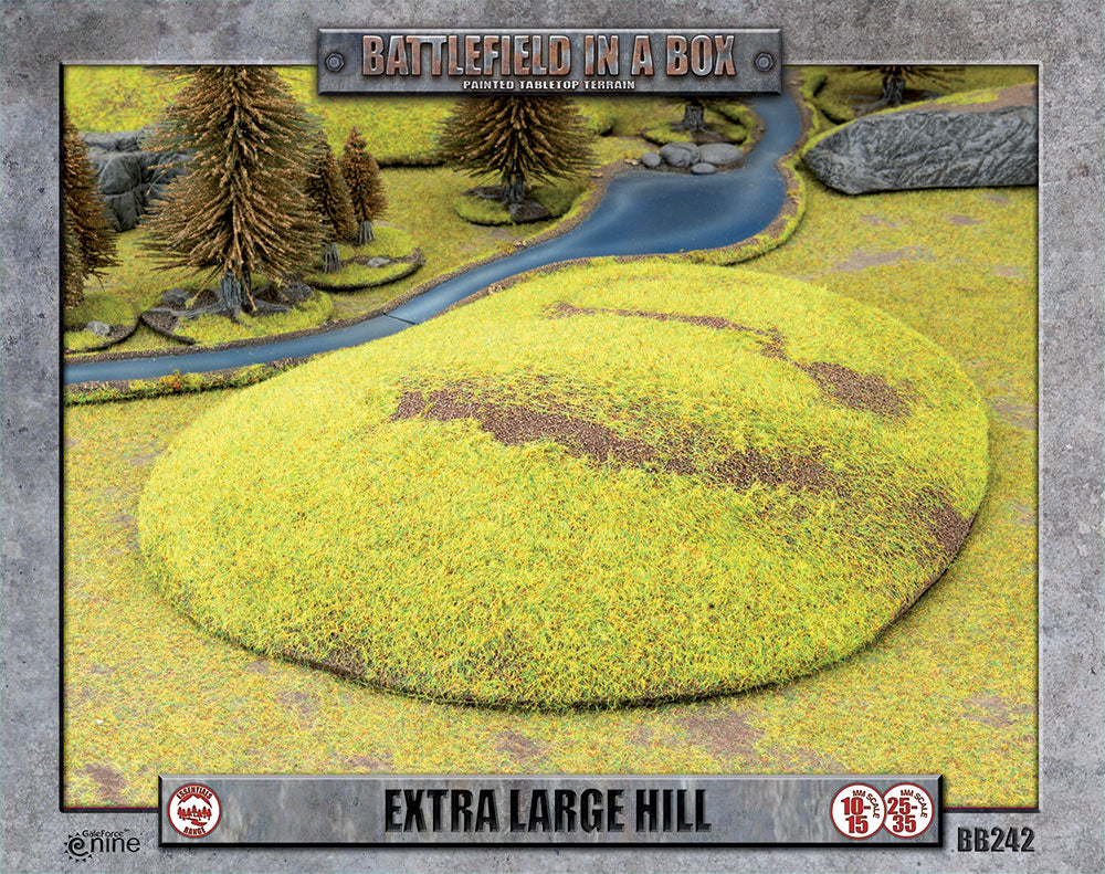 Battlefield in a Box Extra Large Hill | Boutique FDB