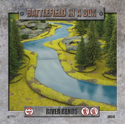 Battlefield in a Box: River Expansion: Bends