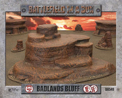 Battlefield in a Box: Badlands Bluff | Boutique FDB