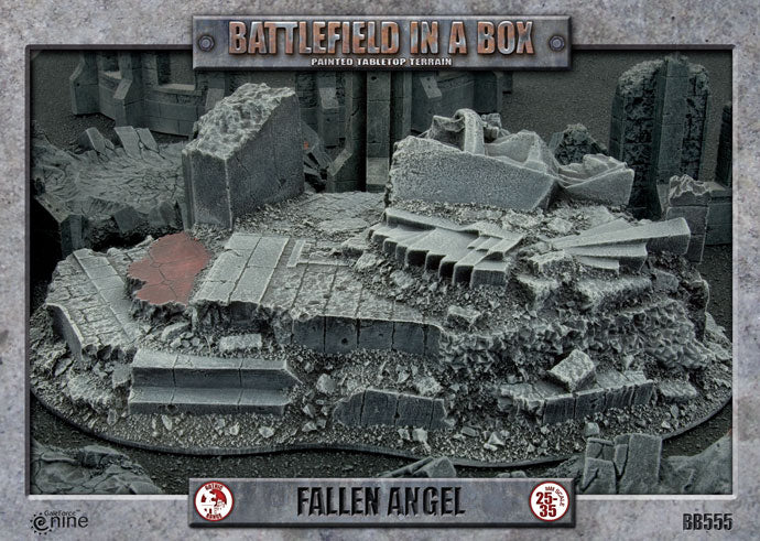 Battlefield in a Box Gothic: Fallen Angel | Boutique FDB