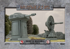 Battlefield in a Box Galactic Warzones - Defense Turrets